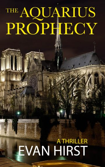 The Aquarius Prophecy: An Isa Floris Thriller