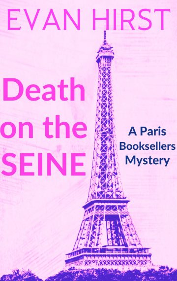Death on the Seine: A Paris Booksellers Mystery (Book 1)