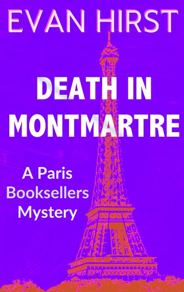 Death in Montmartre: A Paris Booksellers Mystery (Book 4)
